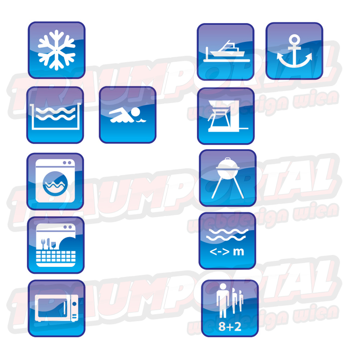Icons Hotel Webseite