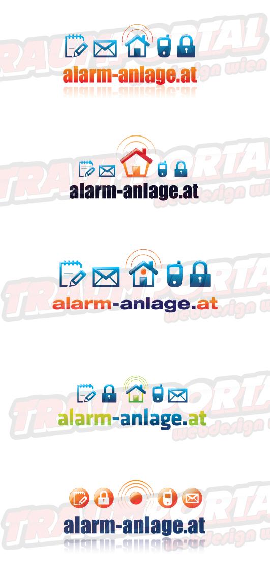 Logo Alarmanlagen