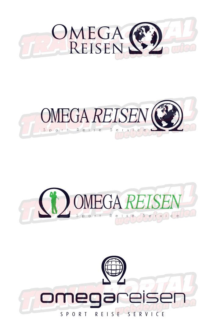 Omega Reisen Logos