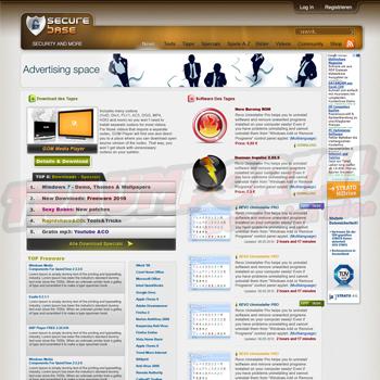 Secure Webdesign Portal