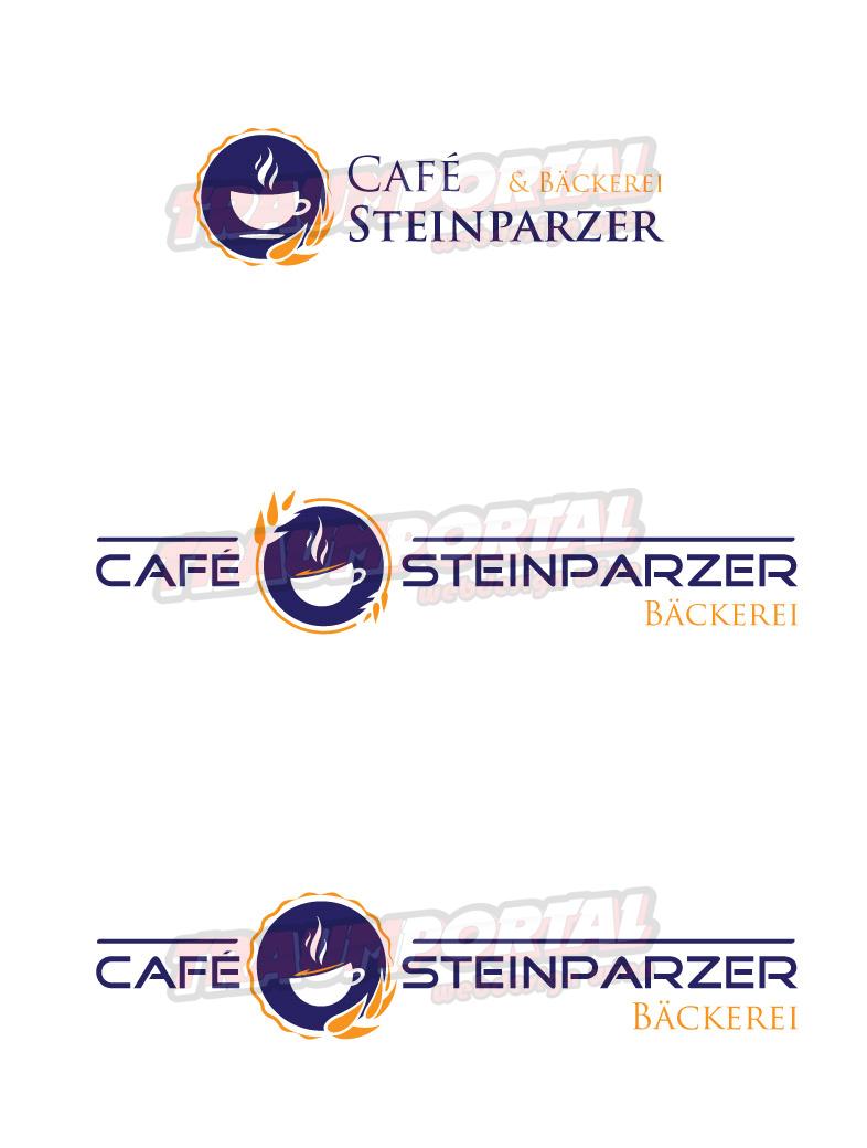 Cafe Bäckerei Steinparzer Logo