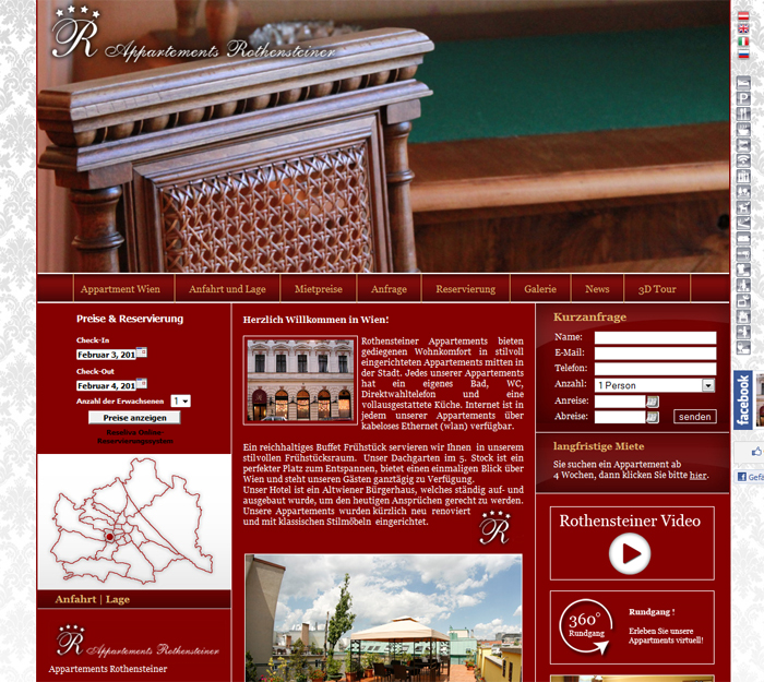 Webdesign Rothenstein
