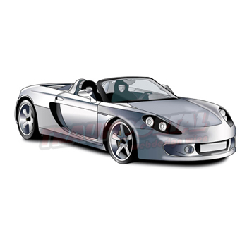 Porsche Grafik