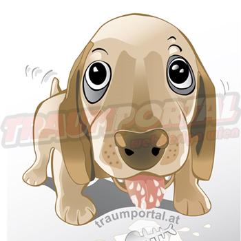 Hund illustrativ