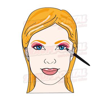 Charakterdesign Mädchen
