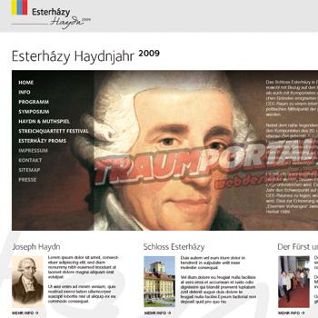 Webdesign Esterhazy