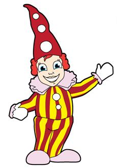 Tanzen Clown