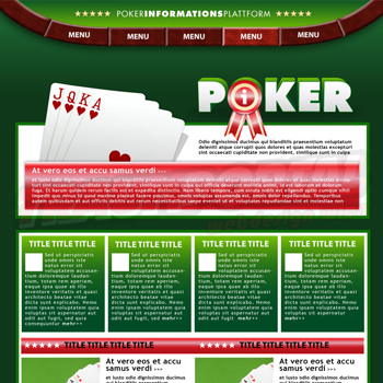 Pokerinformation