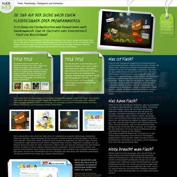 Flashwebseite