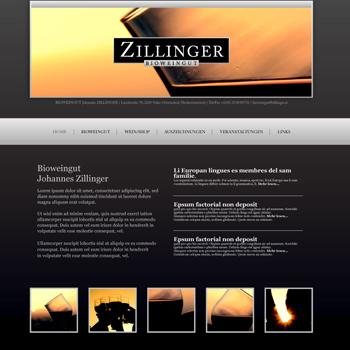 Weingut Webseite