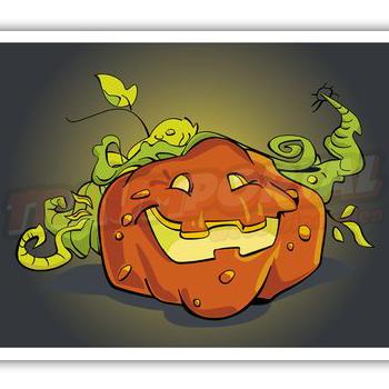 Halloween_ Kuerbis