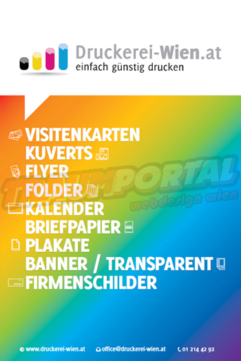 Erstellung Von Drucksorten Flyer Plakate Visitenkarten