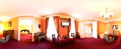 Hotelzimmer Panorama