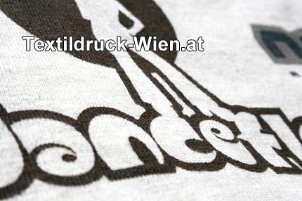 Textildruck Textilwerbung Siebdruck Transferdruck