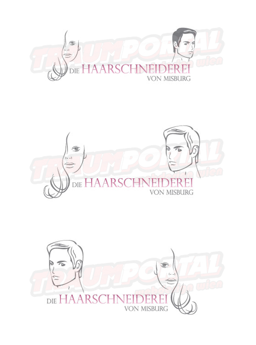haarschneiderei logo