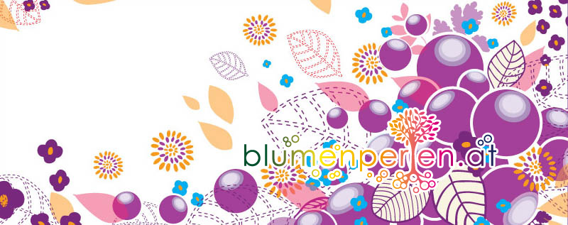 Blumenperlen Animation Design