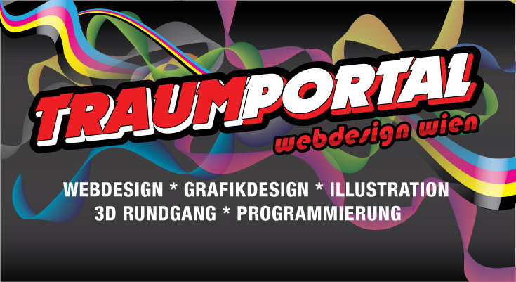 Traumportal Webdesign Wien