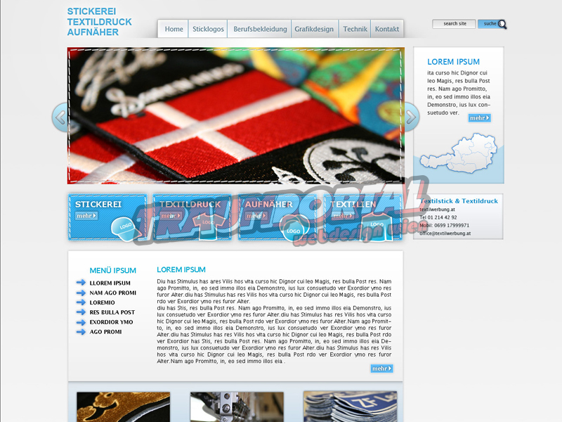 homepage anmelden