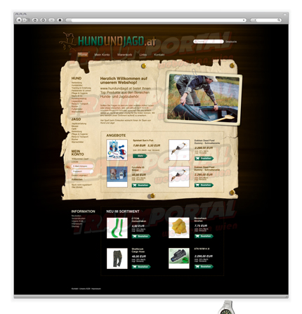 Webshop Internetshop