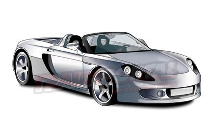 Porsche Auto GT